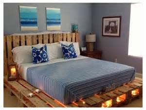 lit en palette 30 id 233 es pour fabriquer un lit en palette