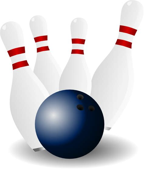 bowling clipart bowling clip at clker vector clip