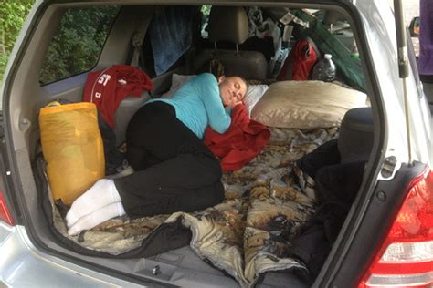 Can You A Mattress To Your Car by The Ins And Outs Of Cing While Land