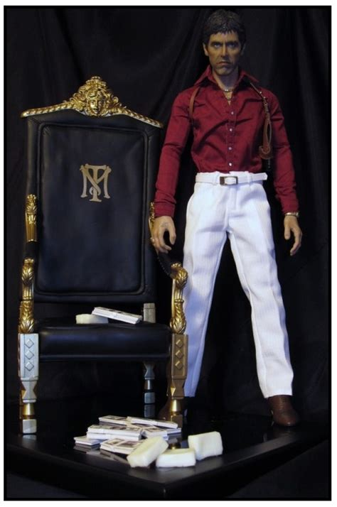 Tony Montana Chair by Product Review Blitzway 12 Quot Tony Montana Scarface