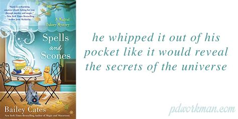 tricks of the trade an intriguing mystery books excerpt from spells and scones pdworkman