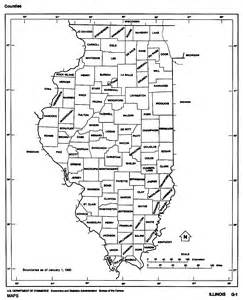 illinois black and white outline map united states