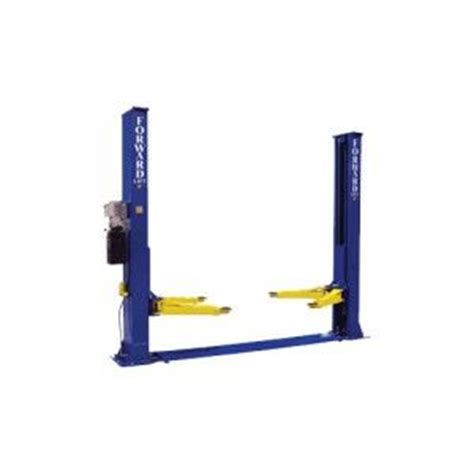 Low Ceiling Lift by Weaver 174 W 9f Baseplate 2 Post Auto Lift Auto Lift