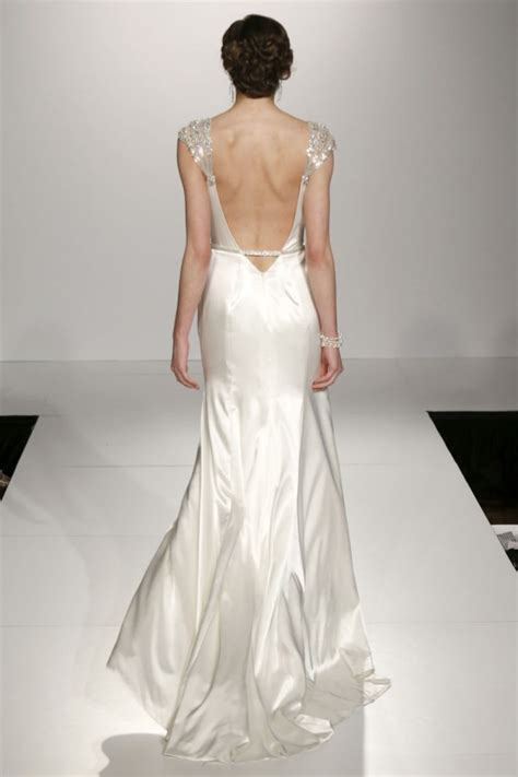 How To Make A Wedding Dress Out Of Toilet Paper - maggie sottero wedding dress with back cut out sang maestro