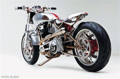 Handmade Motorcycle - kraus motor co bolide custom motorcycle individuality