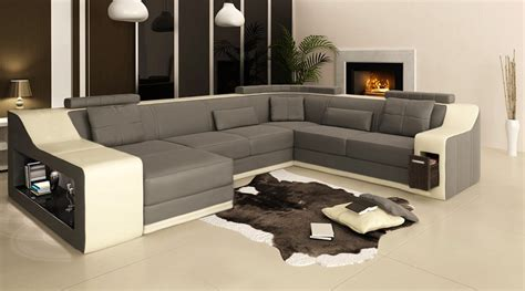 New Modern Sofa Designs Aliexpress Buy 2015 Lastest Design U Shape Leather Sofa Sofa Fabric Sofa Furniture From
