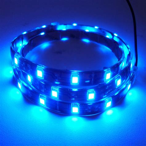 led accent light strips hamilton technology blue led aquarium accent light 20 quot length petco