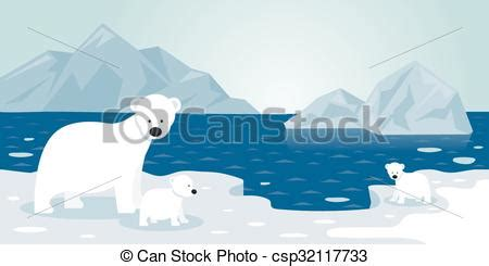 arctic clipart ice berg pencil and in color arctic
