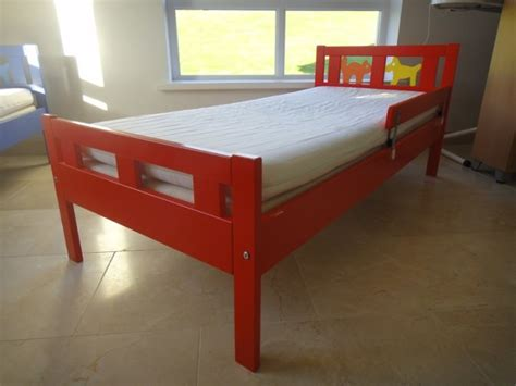 ikea kritter bed matress for sale in arklow wicklow from