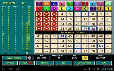 keno pattern numbers play keno online top keno casinos spoiler free