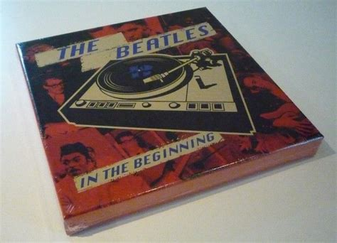 Limited Box Joyko Cb 27 the beatles in the beginning limited 1000 box