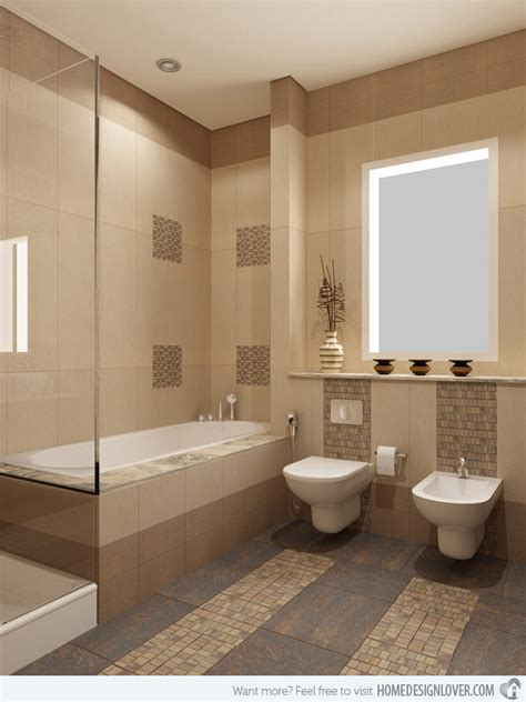 Photos Of Bathroom Designs 16 Beige And Cream Bathroom Design Ideas Decoration For