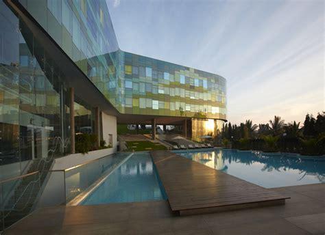 vivanta hotel wow architects bangalore india retail design blog