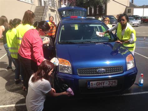 Calendrier Car Wash Car Wash Inda Institut Notre Dame D Arlon