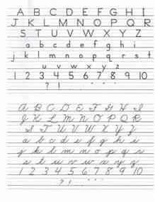 wodotinsky marc example of zaner bloser handwriting