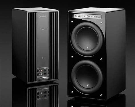 jl audio fathom  subwoofer ultra high  audio