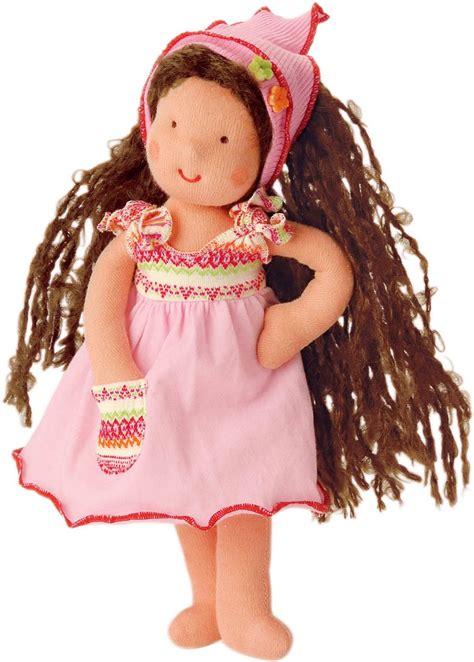 waldorf doll kathe kruse mini it s me waldorf doll with brown hair