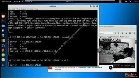 tutorial information gathering kali linux packt information gathering with kali linux a2z p30