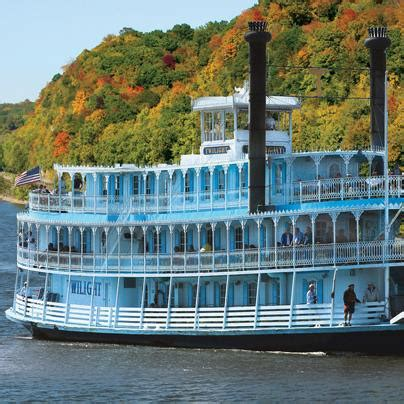 mississippi riverboat cruises galena il the 7 best river cruises you can only take in illinois