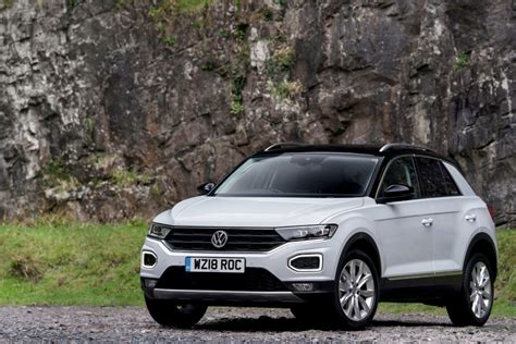 2019 Volkswagen T Roc by Volkswagen T Roc 2019 1 6 Tdi Unit Has A Power Output Of
