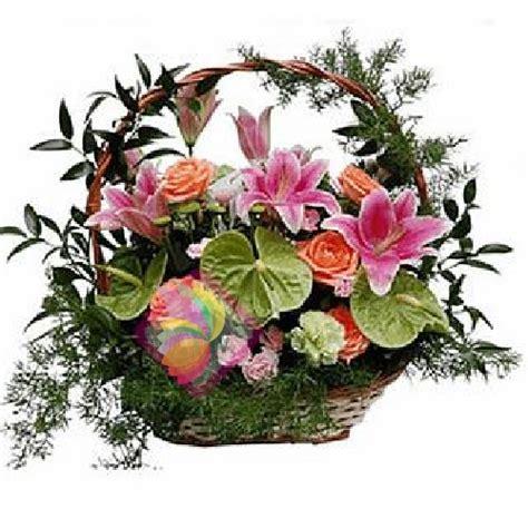 cesti di fiori giardino incantato spediamo fiori dolci e regali a
