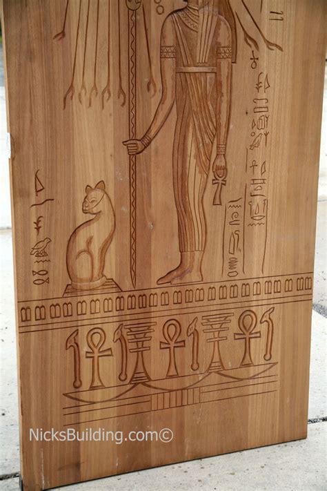 Carved Exterior Doors Nile Carved Doors Exterior Carved Wood Doors