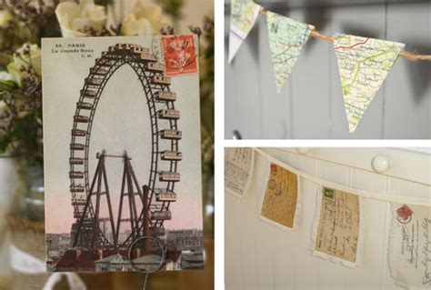 travel theme decor how to create a travel themed wedding