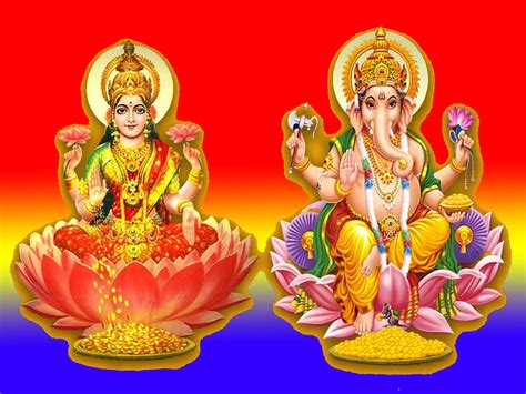goddess lakshmi  god ganesha indian religious wallpaper hd  wallpaperscom