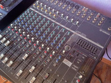 Mixer Yamaha Emx5014c yamaha emx5014c image 428307 audiofanzine