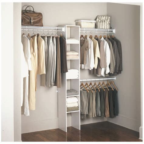 Rona Closet Organizer by Pin Organisateur De Garde Robe Rona On