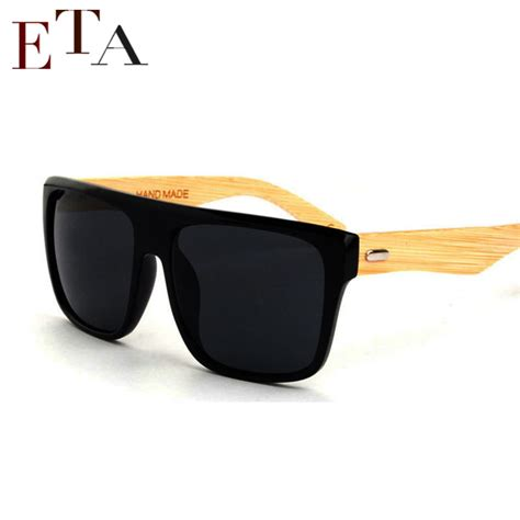 New 2016 Bamboo Sunglasses Wooden Glasses Brand Designer Ori new 2016 bamboo sunglasses wooden sunglasses
