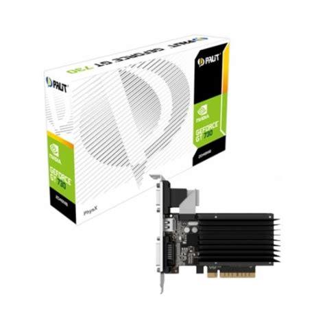 Vga Nvidia 2gb 64bit vga palit nvidia geforce gt730 2gb ddr3 64bit pci e retail