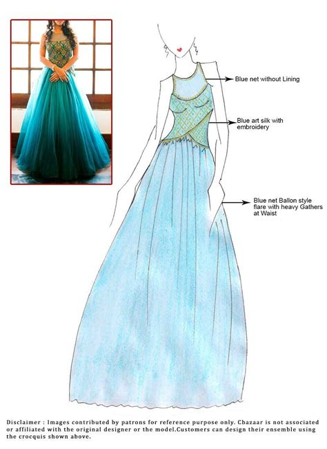 floor length anarkali lehenga shopping buy diy blue net floor length anarkali suit salwar kameez