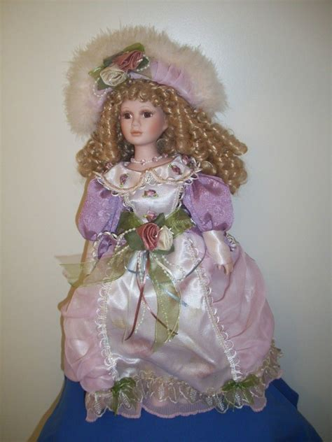 3 foot porcelain doll cathay collection 18 quot porcelain doll style dress