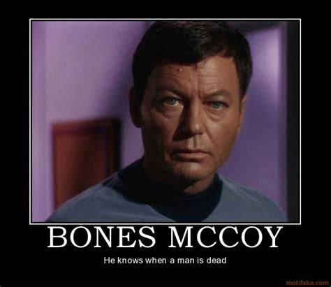 Bones Meme - funny star trek the original series quotes star trek tos