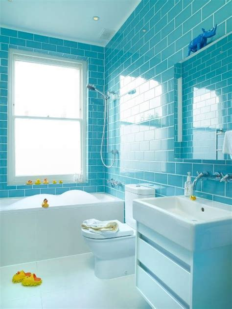 turquoise tile bathroom home shaqqa design