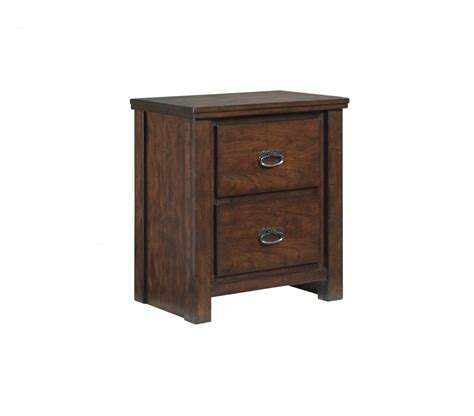 night stand ladiville two drawer night stand b567 92 night