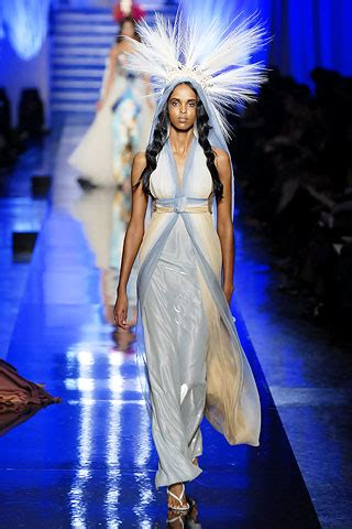 Show Haute Couture Ss 07 Gaultier by Jean Paul Gaultier Parigi Haute Couture Summer