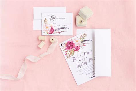 Wedding Invitation Guide by A Guide To Wedding Invitations