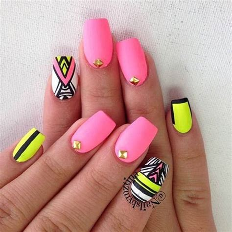 imagenes de uñas decoradas ala moda 2015 101 sensacionales ideas de u 241 as decoradas