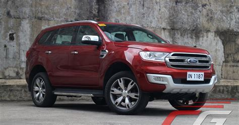 ford ph ford everest review ph autos post