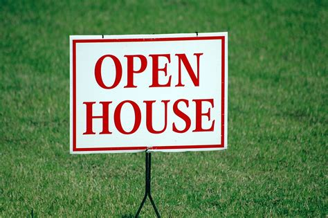 how to do an open house open house sign free stock photo public domain pictures