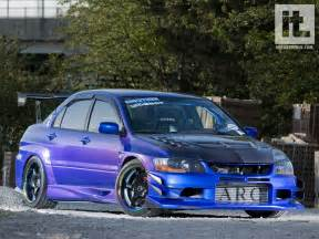 Mitsubishi Evolution 2003 2003 Mitsubishi Lancer Evolution Extras Import Tuner