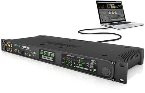 Define Rack Rate by Motu Hdx Sdi For Avid