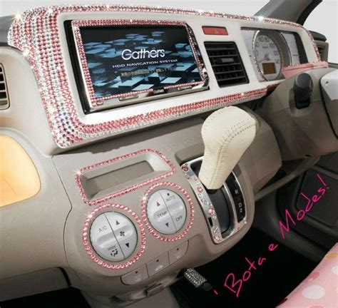 pink car interior 10 best images about bling cars and cars on pinterest