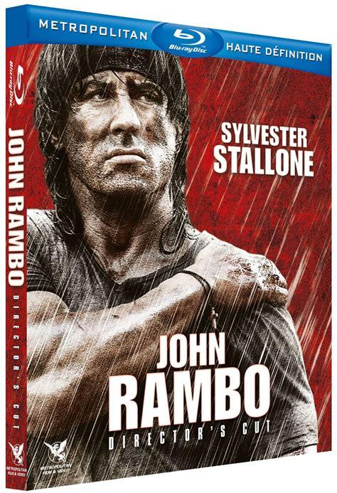 download film rambo 4 blu ray test du blu ray john rambo director s cut