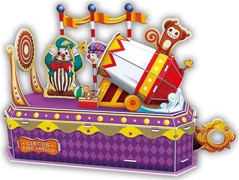 circus clown cannon 52pcs k1303h cubic skroutz gr