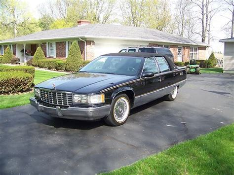 automobile air conditioning service 1996 cadillac fleetwood seat position control sell used 1996 cadillac fleetwood brougham sedan 4 door 5 7l in tipton indiana united states