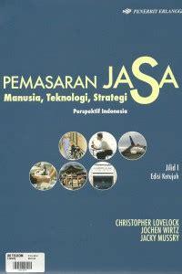 Buku Murah Ekonomi Manajerial Dan Strategi Bisnis Jilid 1 By open library pemasaran jasa manusia teknologi