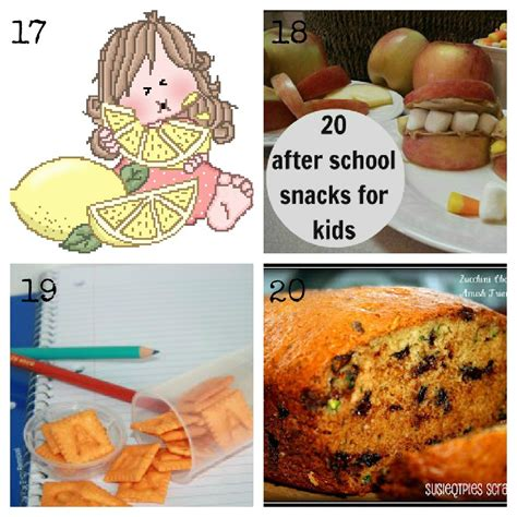 easy after school snack recipes and ideas genius kitchen 35 easy recipes that are perfect for back to school time